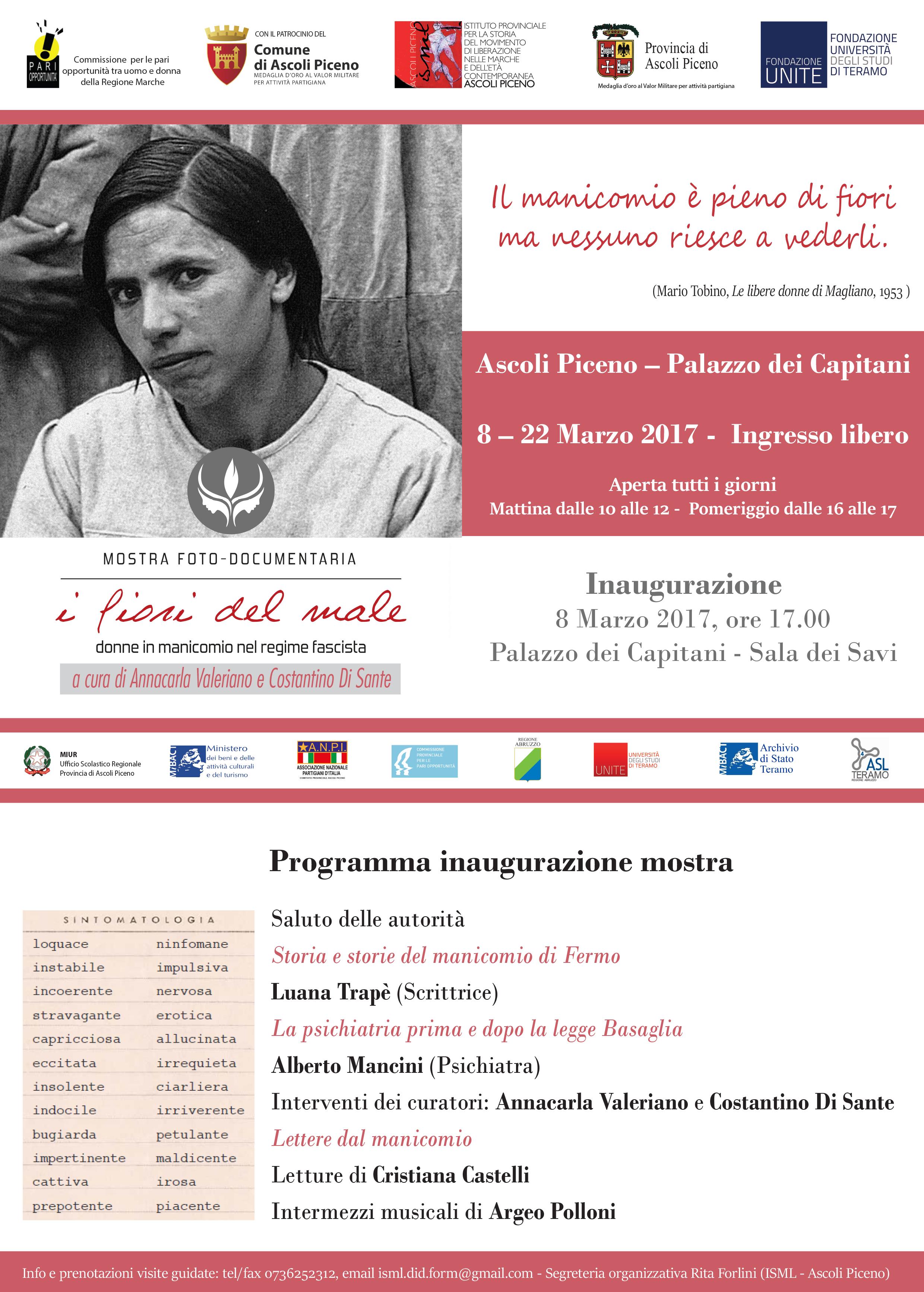 Manifesto Ascoli Piceno