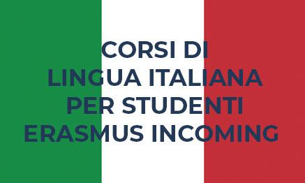 Corsi italiano Incoming